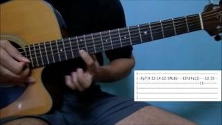 November rain - Guns´N Roses aula solo violão