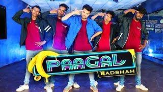 2 29 MB] Download Badshah: Paagal | Dance Cover | Shashank