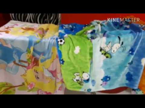 HOW TO WASH BLANKETS AT HOME // DRY CLEANING AT HOME// EASY WAY
