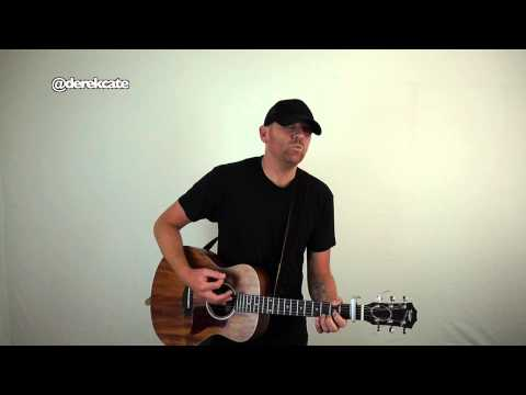 Tim Mcgraw - It's Your Love (Acoustic) by Derek Cate