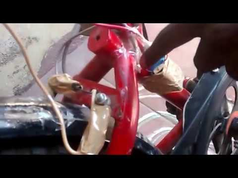 how to fix brake light in cycle