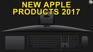 New Apple Products 2017