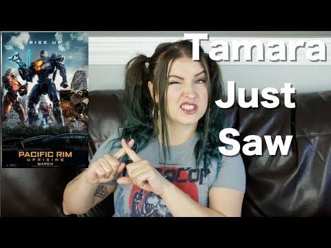 Pacific Rim: Uprising - Tamara Just Saw