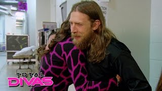 Stephanie McMahon asks Bryan to present the Warrior Award: Total Divas Preview Clip, July 14, 2015