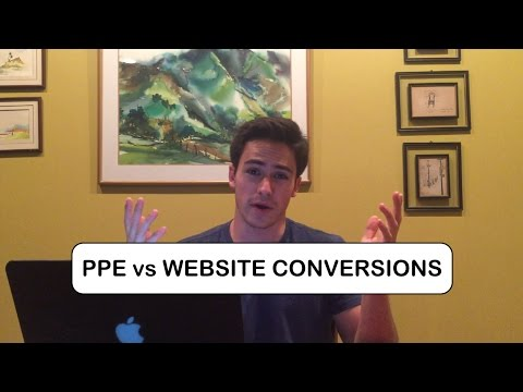 PPE vs WC: Which Objective Is Better To Start A New Campaign? | AskEstebanGomez #27