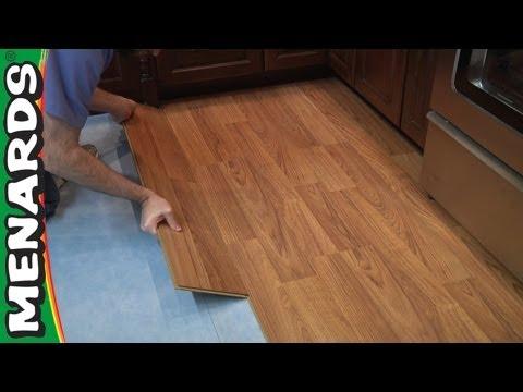 Laminate Flooring - How To Install - Menards