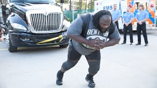 Mark Henry's amazing feats of strength: WWE Playlist