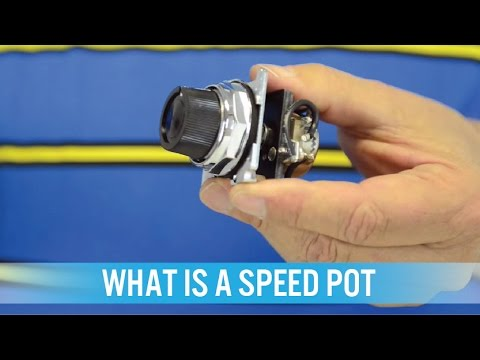 What is a Potentiometer (Speed Pot)
