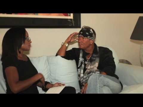 Dr Monica Larson interview with Rob Caset Souza