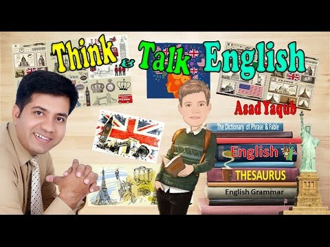 Learn English Accent & Pronunciation in Urdu Hindi By Asad Yaqub Part 4