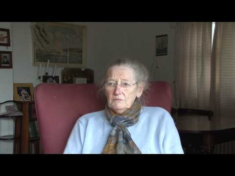 Mary Cronk MBE A couple's journey