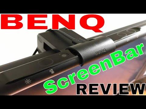 BenQ ScreenBar e-Reading LED Lamp Review
