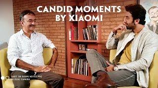 Sanju : Candid Moments by Xiaomi | Ranbir Kapoor | Rajkumar Hirani | Releasing on 29th June