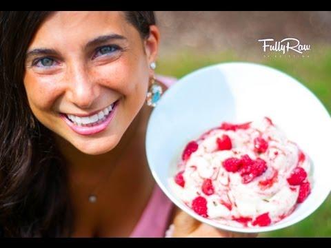The FullyRaw Ice Cream Dream!