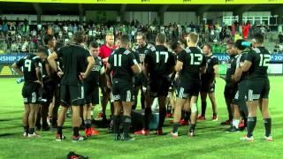MacDonald and Li wrap up the NZU20 win over Ireland
