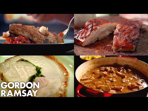 Gordon Ramsay's Top 5 Pork Recipes