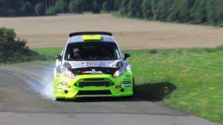 DSK Rallye Junior Team Mandel/Zenz Ford Fiesta R5 - Testtag