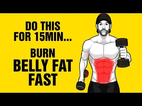 Belly Fat Destroyer Workout 13 - Burn Fat Fast - Get 6 Pack Abs - Sixpackfactory