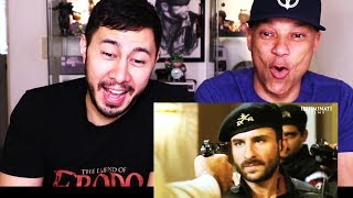 AGENT VINOD | Saif Ali Khan | Trailer Reaction w/ Ski-Ter!