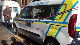 Download Festa di San Sebastiano 2018. Benedizione del nuovo mezzo della Misericordia Video