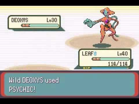 wtf deoxys turns into speed form?