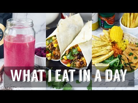 What I Eat In A Day #55 | Vegan
