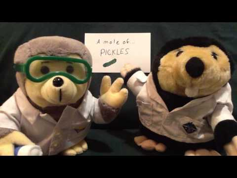 Mole Day Extra Credit
