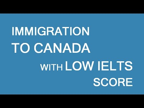 Immigration with low IELTS