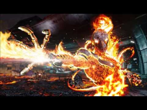Killer Instinct Xbox One Season 2 - Cinder's Theme (Trailblazer Edit)