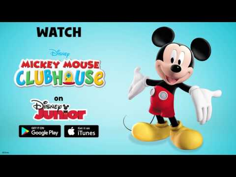 Get Mickey Mouse Clubhouse on iTunes and Google Play | Disney Junior
