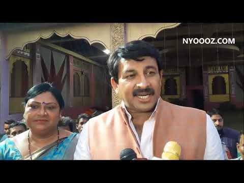 Petrol, diesel price hike continues, Manoj Tiwari blames Delhi CM Kejriwal