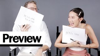 Download Camille Co and Joni Koro Play The Newlywed Game | Perfect Match | PREVIEW Video