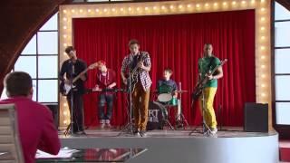 """Виолетта 3 - Парни поют """"Cuando Me Voy"""" - серия 9"""