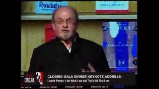Salman Rushdie takes Imran Khan to task for skipping India Today Conclave 2012