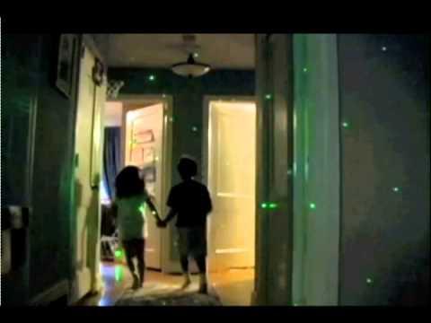 FireFly Laser Lamp Mood Light