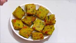 यह नाश्ता खा लिया तो भूल जाओगे बाजार के समोसे और कचौड़ी | Easy tasty Snacks recipe | Nashta