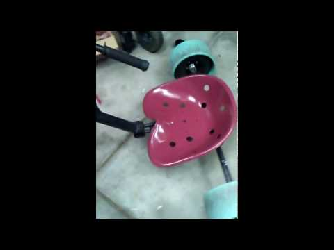Drift trike tractor seat review