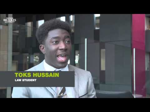 Studying at Brookes: Law Society | Oxford Brookes University