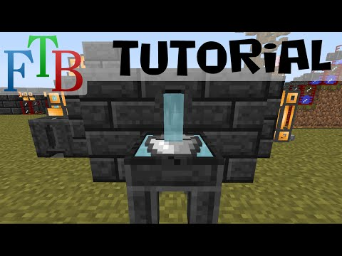 Tinker's Construct Quick Tip: Filling a Bucket From a Smeltery (FTB 1.6.4)