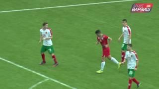 Мемориал Валентина Гранаткина: Болгария (U18) Таджикистан (U18) -  1-0