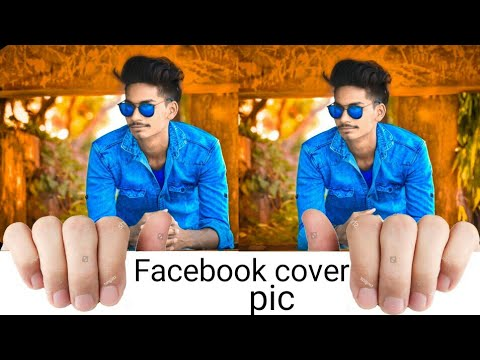 Facebook Cover Photo Editing/Retouching || Snapseed, Lightroom & Mix Tutorial