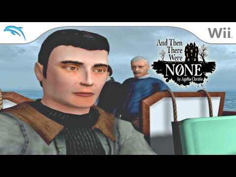 Dolphin Emulator 5.0-7346 | Agatha Christie: And Then There Were None [1080p HD] | Nintendo Wii