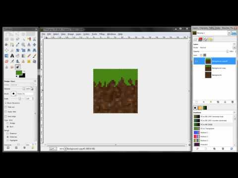 Min3-Craft Texturepack [Grass-Side]