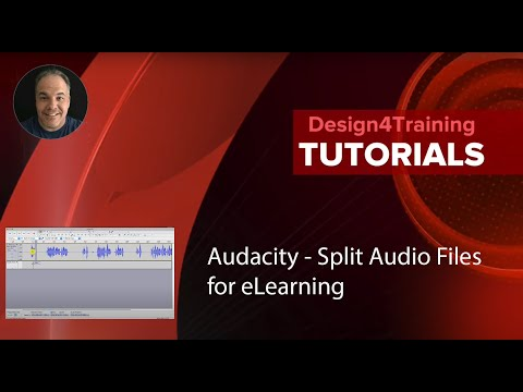 Audacity Export Multiple Files