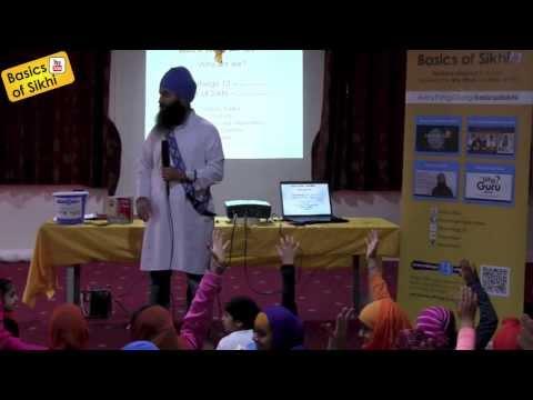 Sikhi for Kids - Why do we need Sikhi?
