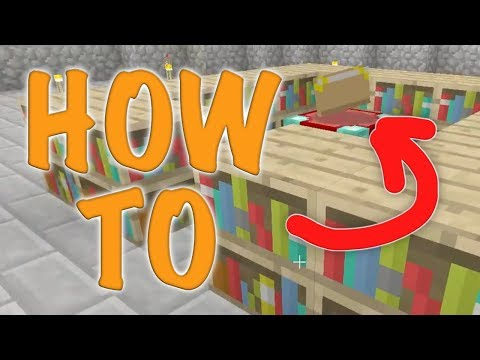 BEST Way to Enchant and Get FORTUNE 3 in Minecraft!