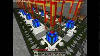 My Buildcraft 08 - Quarry Construction #2 - PakVim net HD