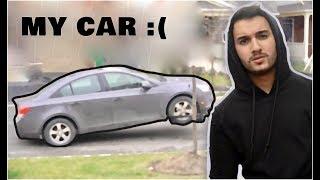 My CAR broke down...