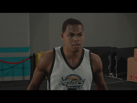 NBA 2K14 Next Gen My Career - Called for a Tech in the Rookie Showcase! LMAO