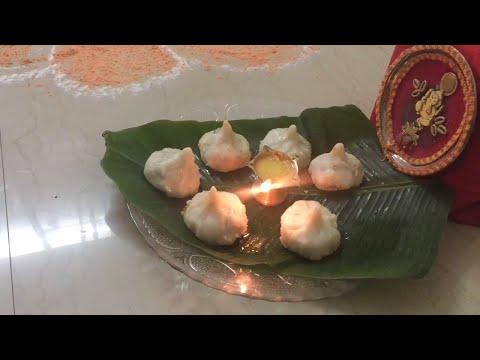 how to make modak for ganesh chaturthi in hindi